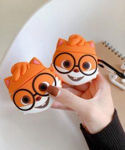 Cute Squirrel Premium AirPods Case Shock Proof Cover