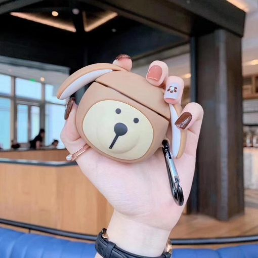 Cute Doggy Premium AirPods Case Shock Proof Cover