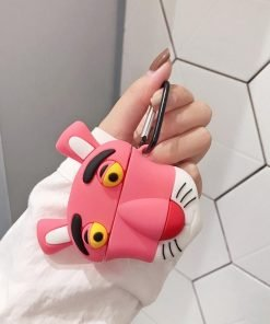 Pink Panther Premium AirPods Case Shock Proof Cover