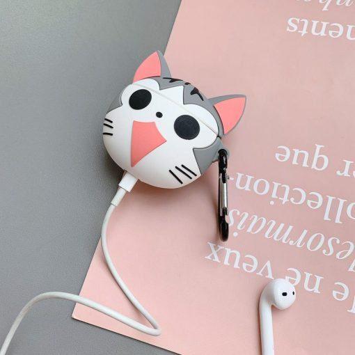 Cat Premium AirPods Case Shock Proof Cover