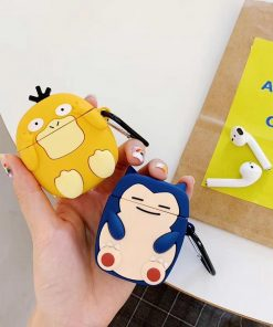 Pokemon 'Psyduck Wide Eyed' Premium AirPods Case Shock Proof Cover