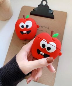Crazy Apple Premum AirPods Case Shock Proof Cover