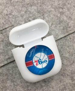 Philadelphia 76'ers Airpods Case Shock Proof Cover