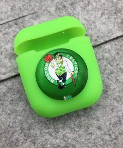 Boston Celtics Airpods Case Shock Proof Cover