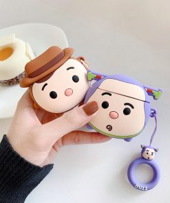 Toy Story 'Baby Woody' Premium AirPods Case Shock Proof Cover