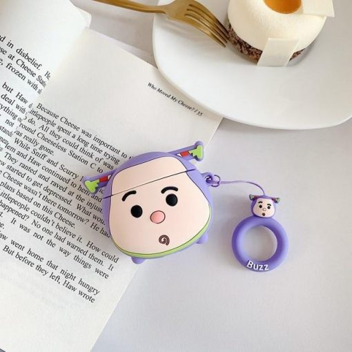 Toy Story 'Baby Buzz Lightyear' Premium AirPods Case Shock Proof Cover