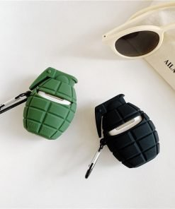 Cute Toy Grenade Premium AirPods Case Shock Proof Cover