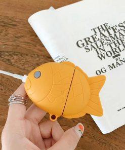 GoldFish Premium AirPods Case Shock Proof Cover