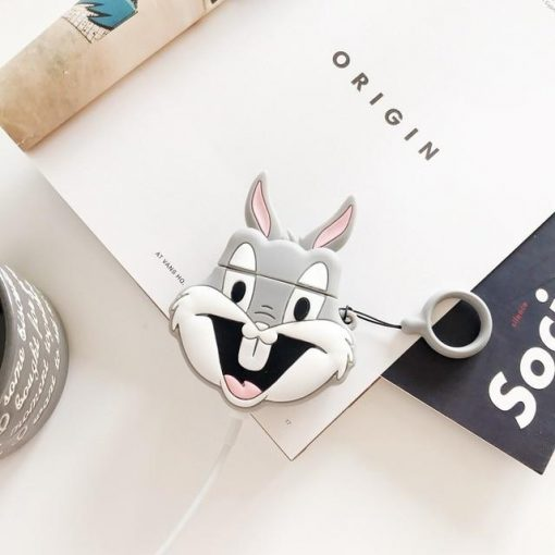 Bugs Bunny Premium AirPods Case Shock Proof Cover