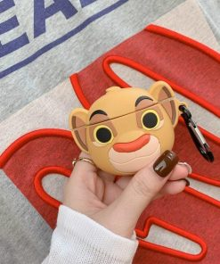 The Lion King 'Simba' Premium AirPods Case Shock Proof Cover