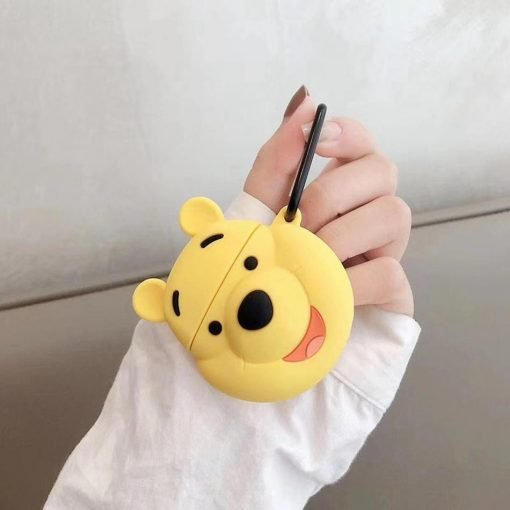 Happpy Winnie the Pooh Premium AirPods Case Shock Proof Cover