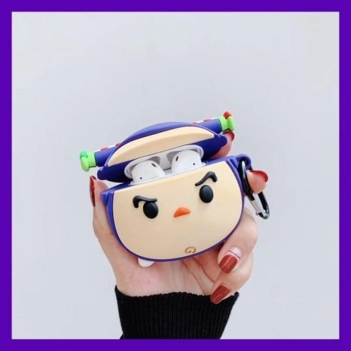 Toy Story Kid Buzz Lightyear Premium AirPods Case Shock Proof Cover