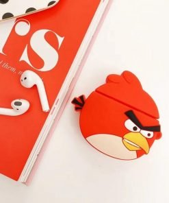 Angry Birds 'Angry Red' Premium AirPods Case Shock Proof Cover
