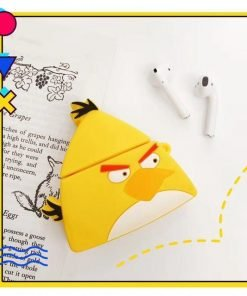 Angry Birds 'Yellow' Premium AirPods Case Shock Proof Cover