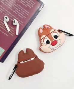 Chip and Dale Rescue Rangers 'Dale' Premium AirPods Case Shock Proof Cover