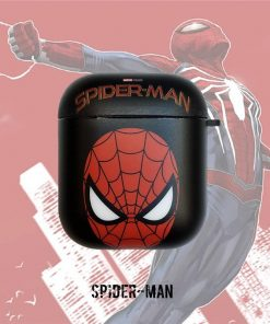 Amazing Spiderman AirPods Case Shock Proof Cover