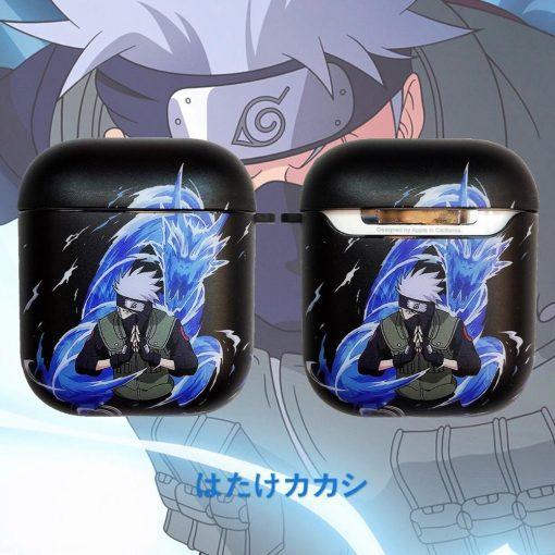 Naruto 'Kakashi' AirPods Case Shock Proof Cover