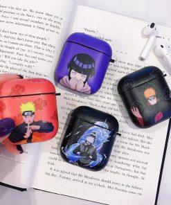 Naruto 'Menma Uzumaki' AirPods Case Shock Proof Cover