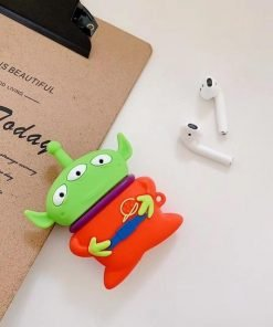 Toy Story Martian 'Red Space Suit' Premium AirPods Case Shock Proof Cover
