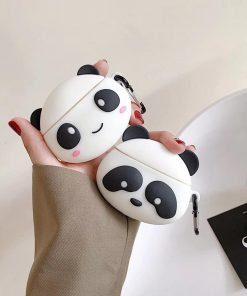 Happy Panda Premium AirPods Case Shock Proof Cover
