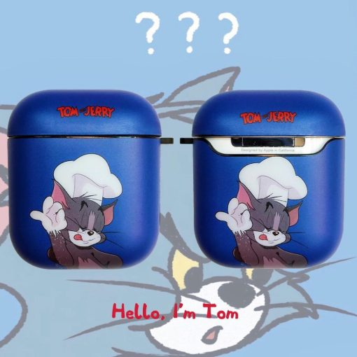 Tom and Jerry 'Jerry' AirPods Case Shock Proof Cover