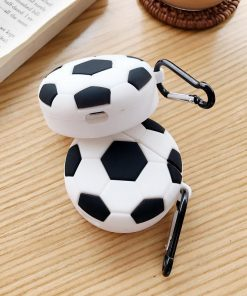 Soccer Ball '3D' Premium AirPods Case Shock Proof Cover