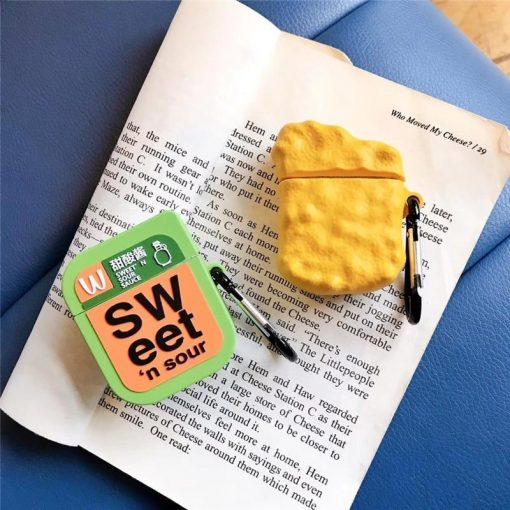 Chicken Nugget Premium AirPods Case Shock Proof Cover