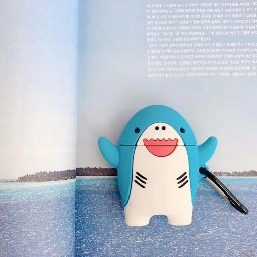 Left Shark Premium AirPods Case Shock Proof Cover