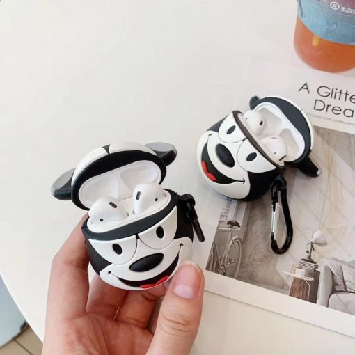Happy Dog Premium AirPods Case Shock Proof Cover