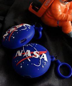 Nasa Premium AirPods Case Shock Proof Cover