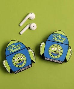 Toy Story 'Pizza Planet Rocket' Premium AirPods Case Shock Proof Cover