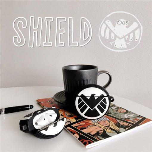 S.H.I.E.L.D Premium AirPods Case Shock Proof Cover
