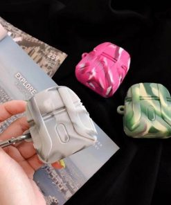 PUBG Grey Camo Backpack Premium AirPods Case Shock Proof Cover