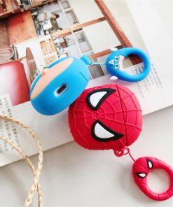 Spiderman 'Spidey Comic' Premium AirPods Case Shock Proof Cover