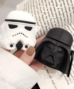 Star Wars Storm Trooper Premium AirPods Case Shock Proof Cover