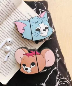 Tom and Jerry 'Jerry' Premium AirPods Case Shock Proof Cover