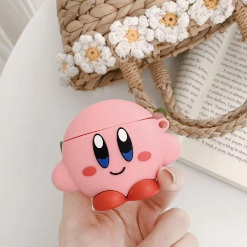 Nintendo 'Kirby' Premium AirPods Case Shock Proof Cover