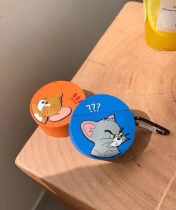 Tom and Jerry 'Action Jerry' Premium AirPods Case Shock Proof Cover