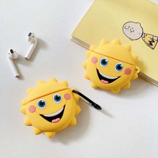 Happy Sun Premium AirPods Case Shock Proof Cover