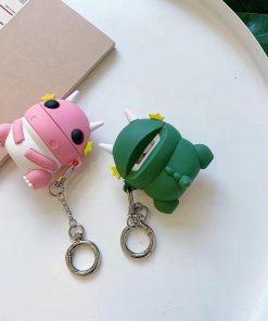 Green Sea Dragon Premium AirPods Case Shock Proof Cover