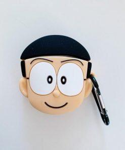 Doraemon 'Nobita Nobi' Premium AirPods Case Shock Proof Cover