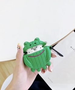 Happy Frog Premium AirPods Case Shock Proof Cover