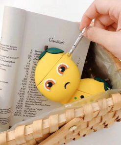Happy Lemon Premium AirPods Case Shock Proof Cover