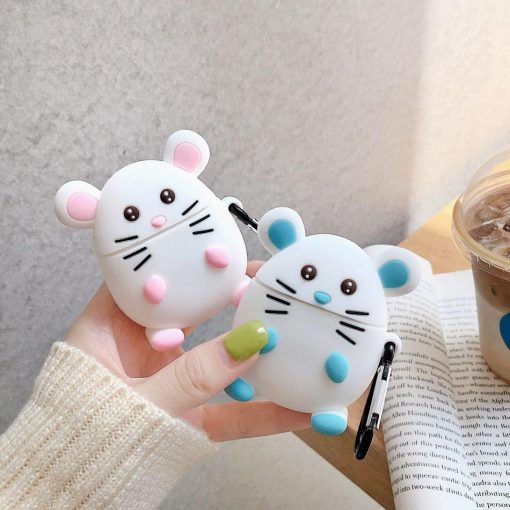 Cute Mouse Premium AirPods Case Shock Proof Cover