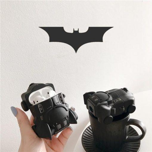 Batman Returns Batmobile Premium AirPods Case Shock Proof Cover
