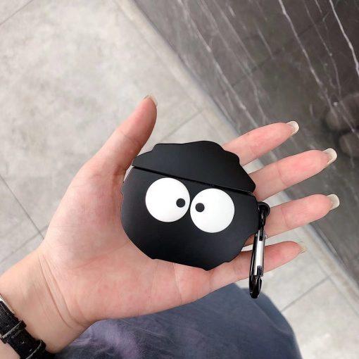 Tortoro Coal Ball Premium AirPods Case Shock Proof Cover