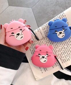 Care Bears 'Pouty Grumpy Bear' Premium AirPods Case Shock Proof Cover