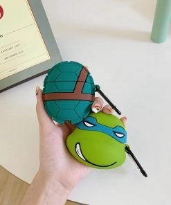 Teenage Mutant Ninja Turtles 'Leonardo' Premium AirPods Case Shock Proof Cover
