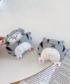 Cute Dog Butt Premium AirPods Case Shock Proof Cover