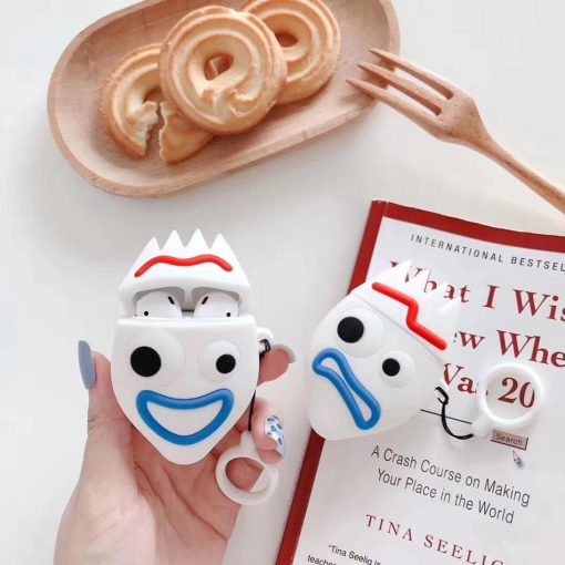 Toy Story 'Frazzled Forky' Premium AirPods Case Shock Proof Cover